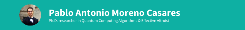 Pablo Antonio Moreno Casares on Nova Blog